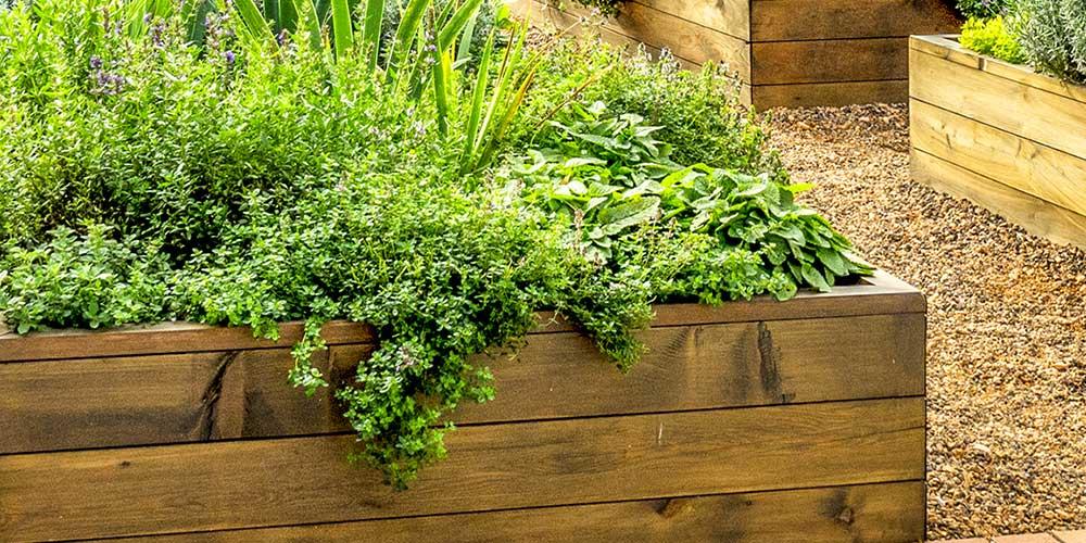 Jardinage en bac hydromax plus